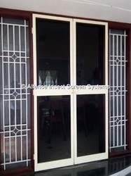 Insect Screen Smart Door
