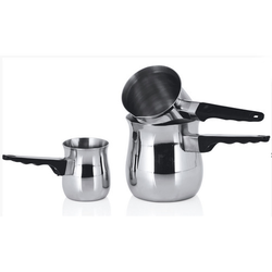 Ss Stainless Steel Coffee Warmer, Capacity: 1 - 5 Ltrs