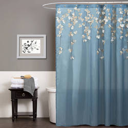 SP Printed Shower Curtains