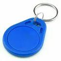 125khz & 13.56mhz Rfid Ic Keychain Tag, Size: Small