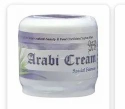 Unisex Herbal Base Arabic Spacial Fairness Cream, For Personal, Time Used: Night