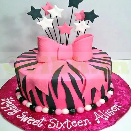 Swell 16Th Birthday Fondant Cake 2 Tier Avengers Theme Fondant Cake Funny Birthday Cards Online Alyptdamsfinfo