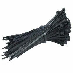 370 mm Black Nylon Cable Tie