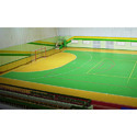 Synthetic Handball Court Flooring