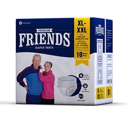 Friends Adult Pullups Xl-XXl