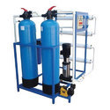 Automatic Ms Electric Reverse Osmosis Plant