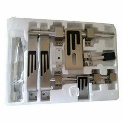 Stainless Steel Designer  Door Kit