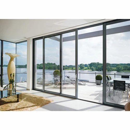Sliding Glass Door At Rs 65000 Piece Glass Doors Ahmadi