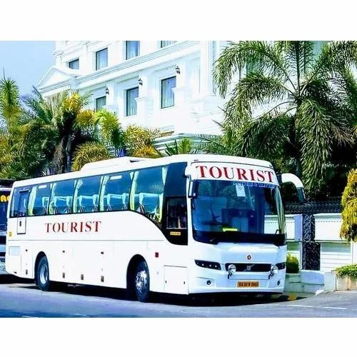 Volvo Buses On Rent