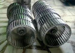 Aluminium Single Impeller Fan Blower