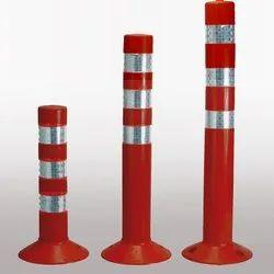 Orange Plastic Road Safety Traffic Cones