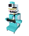 Three Color Pad Printing Machine
