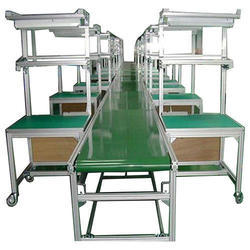 TV Assembly Line Belt Conveyor