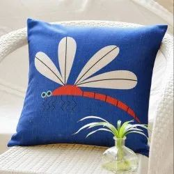 Cotton Printed Pillow Cover