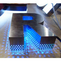 3D LED Signage Board