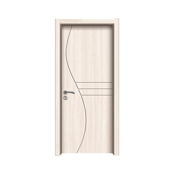 Wood PVC Laminated Door