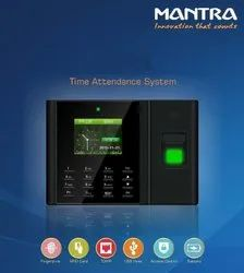 MBIO7S Mantra Biometric Attendance Control System