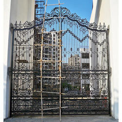 Metal Heritage Gate