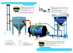 Automatic Over Feed Package Boiler