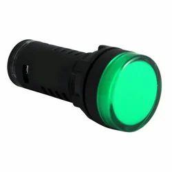 Green LED Pilot Light