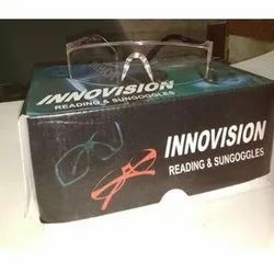 Innovision Reading and Sun Goggle
