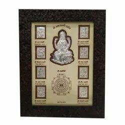 Kalash 999 Silver Luxmi Frame