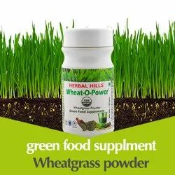 Wheatgrass Wheat-O-Power 100gm Powder - Blood Sugar Management & Blood Purifier