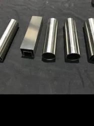Stainless Steel Single Slot Tube