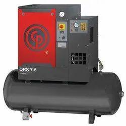 Screw Type Air Compressor