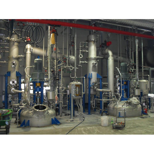 Automatic Unsaturated Polyester Resin Plant, Capacity: 500 Ltr To 50000 Ltr
