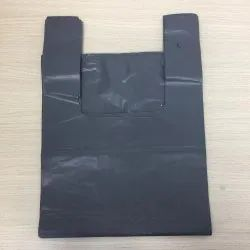 Black Garbage Carrier Bag, Packaging Type: Bundle
