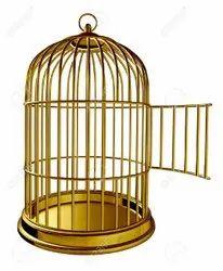 Designer Bird Cage