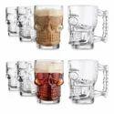 Drinking Glass Water Beer Juice Bar Mug (360 ml)