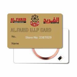 Printed RFID Proximity 125khz Card