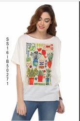 White Tops & Tees SS16IB50271 Western Wear