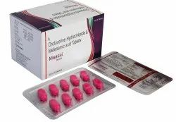 Drotaverine And Mefenamic Acid Tablets