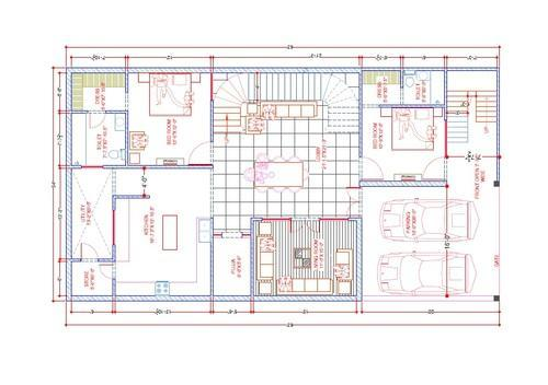 House Design Services Customized Architect Interior Town Planner From Noida