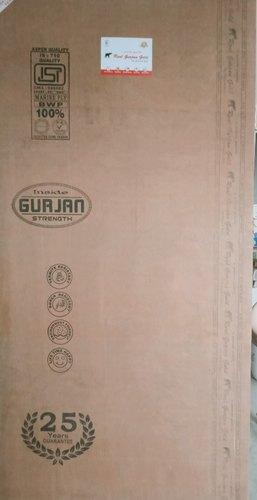Deccan Doors Gurjan Plywood Boards