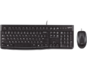 MK120 Logitech Wired Keyboard and Mouse Combo