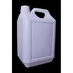 HDPE Carboy - 5 Liter Square Shape