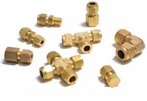 Brass Ferrule Fittings