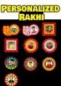Sublimation Printable Blank Rakhi