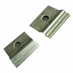 Mild Steel MS Rail Clit, For Railway Part, 10-30 Mm Thickness