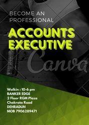 Accounts Executive Training