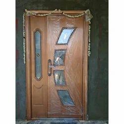 Steel Double Door