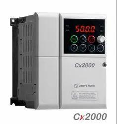 L&T LTVF-C40002BAA_Cx2000 400V Drive 0.40 kW(HD)/0.75kW(ND)
