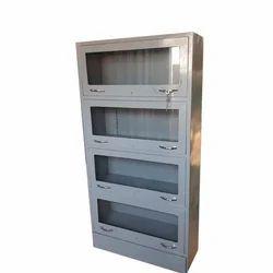 office book shelves. Aluminium, Glass Office Book Shelf Shelves