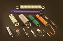 Industrial Tension Springs