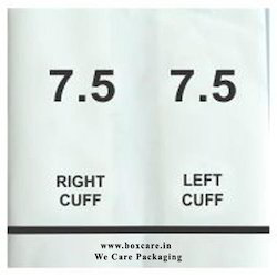 Surgical Gloves Paper With 6 Folding (ITC)- 39 Cm X 24.5 Cm