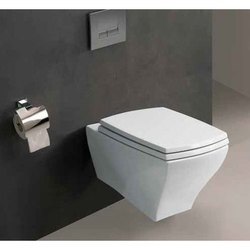 XQS-WHT-0108 350 X 360 X 535mm Wall Hung Toilets